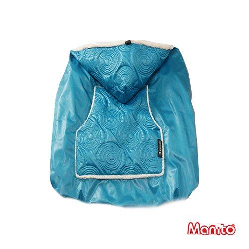 [Manito] Shiny Skin Manteau / Warm Skin Cover Manteau Footmuff for Baby...