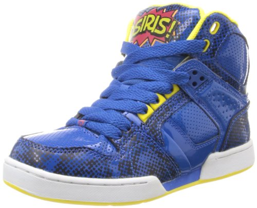 5feed2e9bde Osiris NYC 83 Skate Shoe (Little Kid/Big Kid),Blue/Red/Yellow,1 M US Little  Kid - Buy Online in UAE. | Shoes Products in the UAE - See Prices, ...