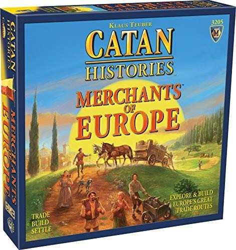 Catan Histories: Merchants of.