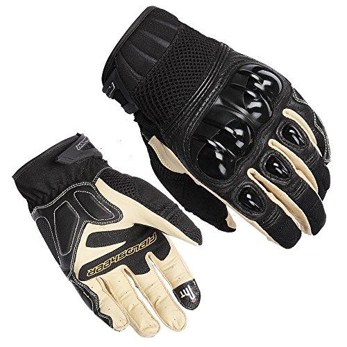 Fieldsheer Unisex-Adult Boa Gloves (Black/Sand, XX-Large)