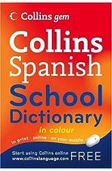 Descargar gratis Collins School - Collins Gem Spanish School Dictionary en .epub, .pdf o .mobi