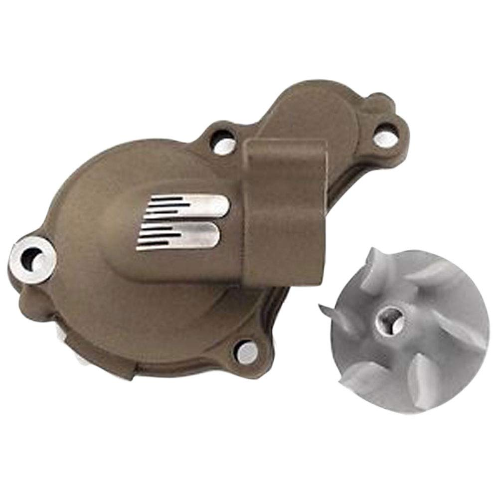 Boyesen Supercooler Water Pump Cover and Impeller Kit Magnesium - Fits: Yamaha YFZ 450 2004-2009