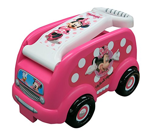 Minnie Disney Minnie Mouse Roll N Go Wagon Ride On Mountain Wagon