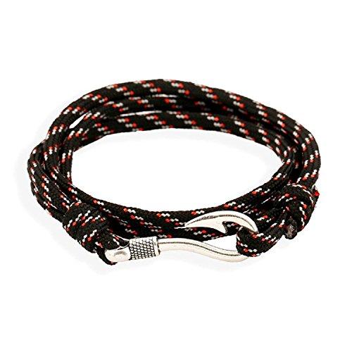 Glitter Rope Bracelet - 8