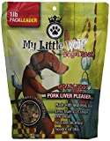 Waggers Soft And Moist Grain Free Pork Liver Recipe Dog Treats, 16-Ounce