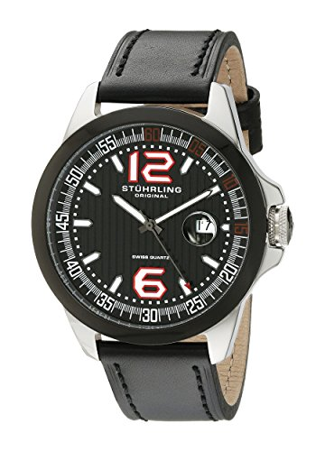stuhrling-original-mens-175c332d51-octane-grand-concorso-swiss-quartz-date-black-leather-strap-watch