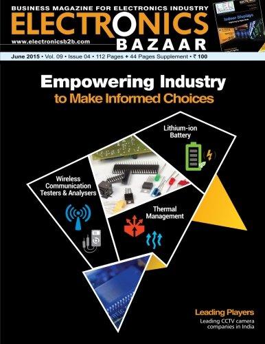 Electronics Bazaar, June 2015: June 2015 (Volume 9)