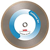 8 wet cutting blade - MK Diamond 155949 MK-215GL 8-Inch Wet Cutting Continuous Rim Supreme Metal Bond Blade for Glass