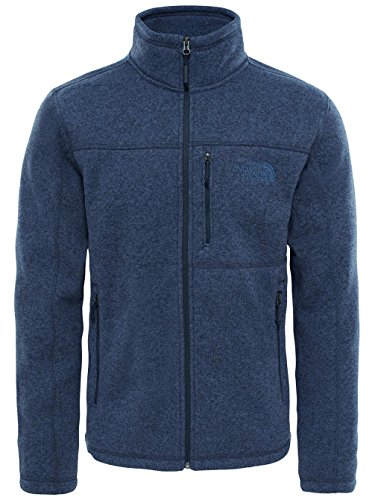 The North Face Men's Gordon Lyons Full Zip Urban Navy Heather (Medium) by The North Face