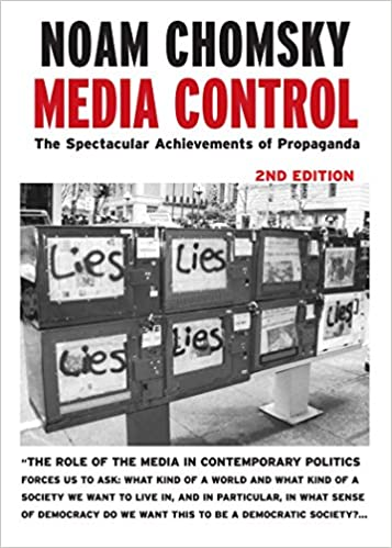 Media Control The Spectacular Achievements Of Propaganda Pdf