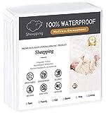 Best Bed Bug Mattress Covers - SHEEPPING Premium Bed Bug Mattress Encasement Full Size Review