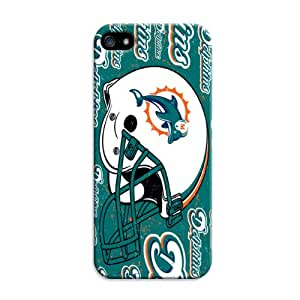ArtPopTart Iphone 5c Protective Case,Fashion Popular Miami Dolphins Designed Iphone 5c Hard Case/Nfl Hard Case Cover Skin for Iphone 5c