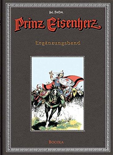 Prinz Eisenherz, Bd. 18: Ergänzungsband Gebundenes Buch – 1. Dezember 2012 Harold R. Foster Horacio Diez Andreas C. Knigge Uwe Baumann