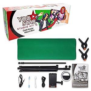 Studio Kit EASYPIX 62010 Youstar Studio Kit, con Micrófono