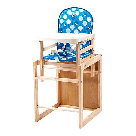 Amazon.com: Sillas de comedor para bebé, sillas de madera ...
