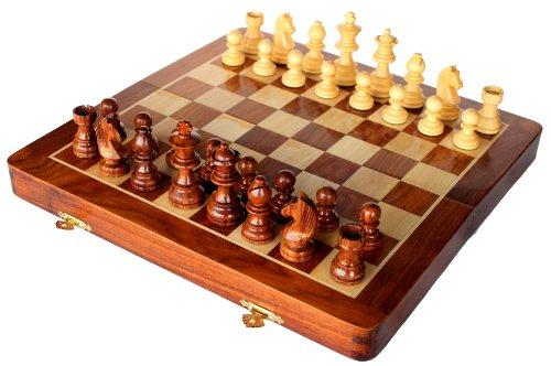 Open Book Chess Set - 9