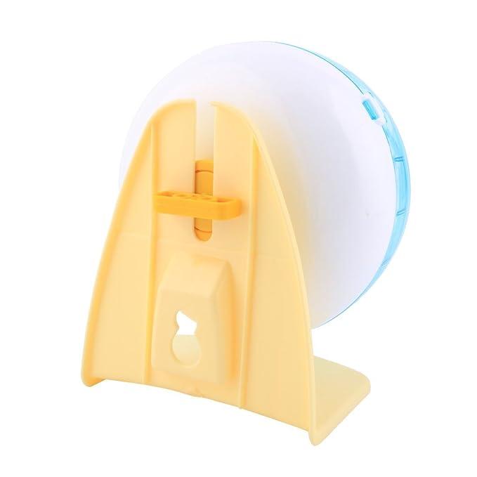 Amazon.com : eDealMax plástico juguete de la diversión la Banda de rodamiento Para mascotas rueda corriente Ejercicio Para Gerbil del hámster de ratón : Pet ...