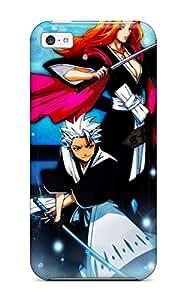 Timothy Breaux EwHhrGP6510TDDkq Case For Iphone 5c With Nice Bleach Matsumoto Rangiku Shiro Appearance