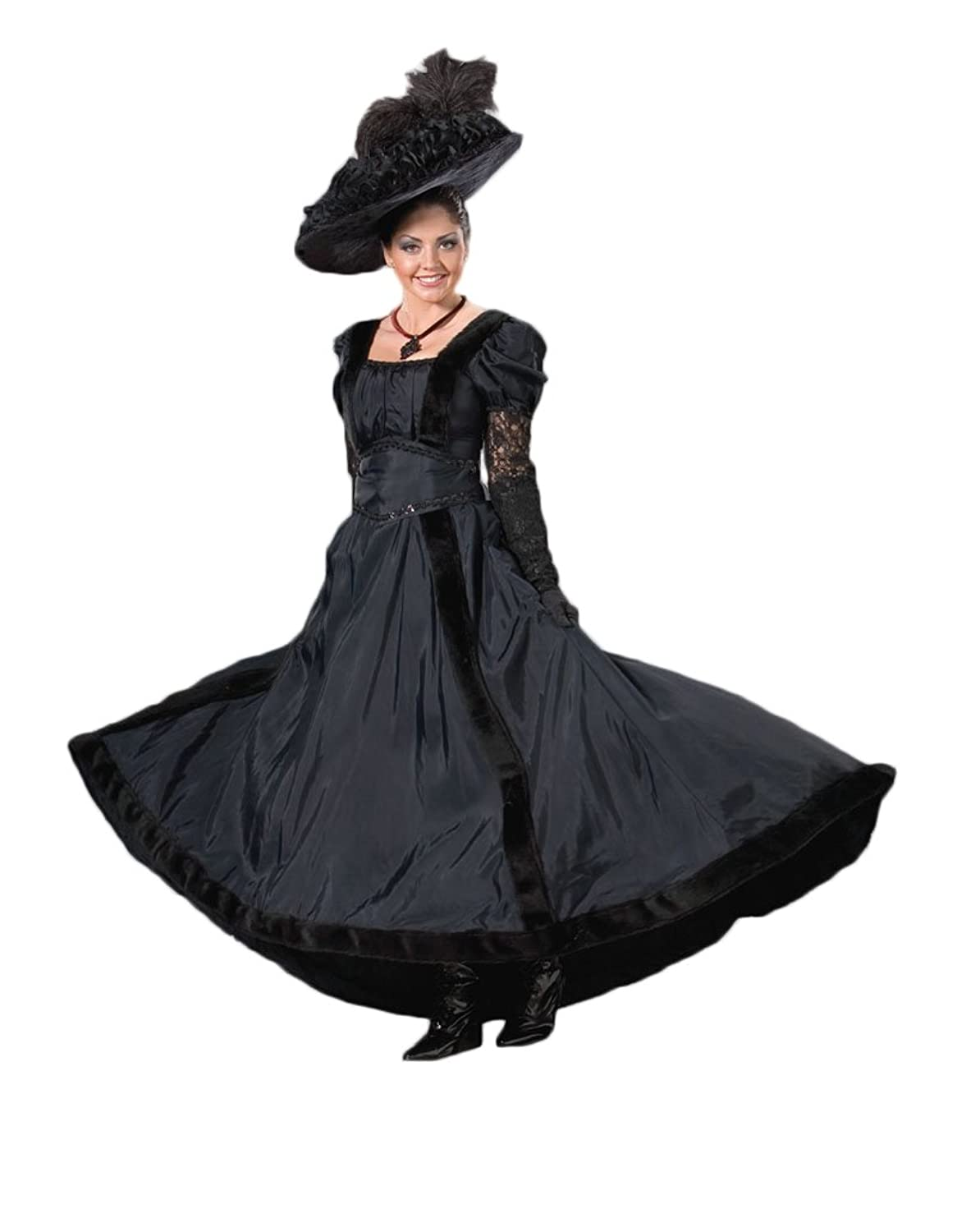 Steampunk Dresses | Women & Girl Costumes  Victorian Titanic Dress $289.99 AT vintagedancer.com