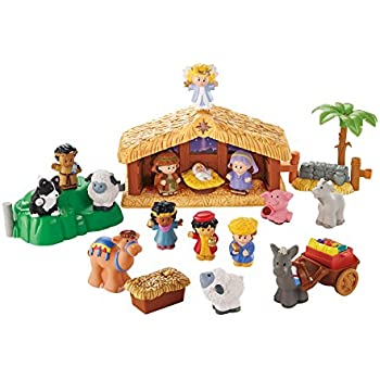 Fisher-Price Little People Nativity Set