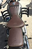 Sahara Royal Enfield/Classic all models/Seat Cover+Tank Cover/Coffee Brown/For Gun Metal…