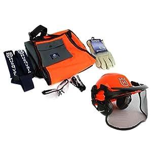 Husqvarna 531300904 Chain Saw Protective Apparel Powerkit, Landowner