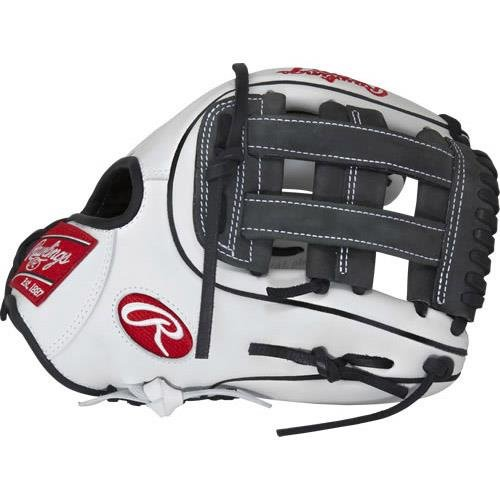 (Rawlings Sporting Goods Heritage Pro HPW315WDS-3/0, White, 11.75)