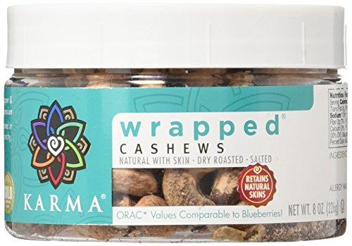 KARMA Premium Cashews Roasted Salted
