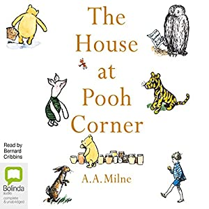The House at Pooh Corner Audiobook