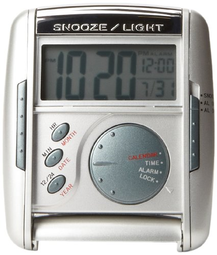 seiko-travel-alarm-get-up-and-glow-clock-silver-tone-metallic-case