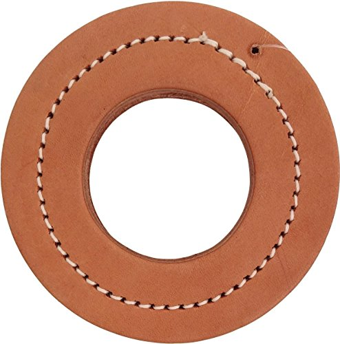 Ring Toy Leather (Leather Dog Toy - Ring)