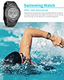 synwee Sports Pedometer Watch,Fitness