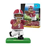 NCAA Alabama Crimson Tide Amari Cooper Gen 2 Player Mini Figure, Small, Black