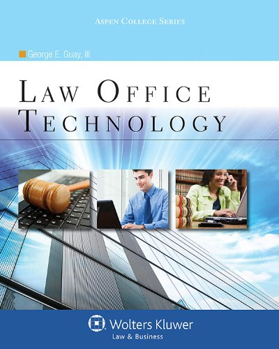 Law Office Technology (Aspen College)