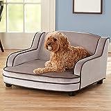 Dog Sofa Bed 18x29x30 pet cat bed animal planet big xxl carefresh