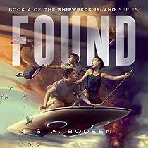 FOUND: SHIPWRECK ISLAND, BOOK 4