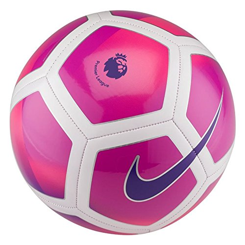 Nike Premier League Pitch Football - Hyper Violet (508 Rugby)