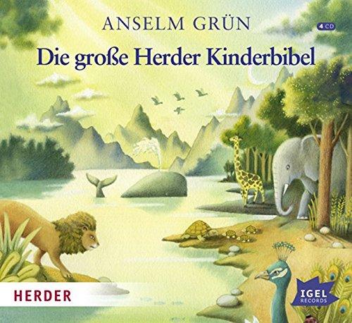 Die Grosse Herder Kinderb (Grün G)