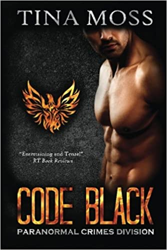 Code Black: Volume 1 (Paranormal Crimes Division)