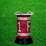 ARKANSAS RAZORBACKS NCAA TART WARMER - FRAGRANCE LAMP - BY TAGZ SPORTS
