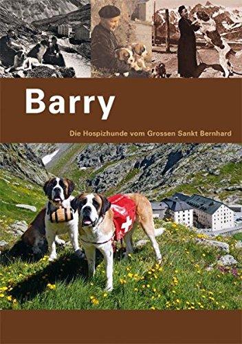Barry - Die Hospizhunde vom Großen Sankt Bernhard