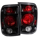 AnzoUSA 211178 Dark Smoke G2 Taillight for Ford Ranger - (Sold in Pairs)