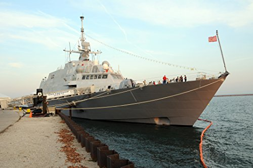 Home Comforts The USS Freedom (LCS 1) berths in Milwaukee harbor preparing for her commissioning on Nov. 8. The U by Home Comforts