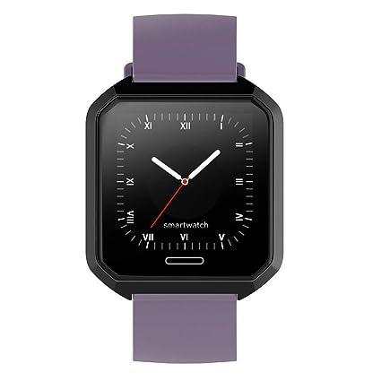 Amazon.com: lbjm Smart Watch,SL3 Smart Watch Color Screen ...
