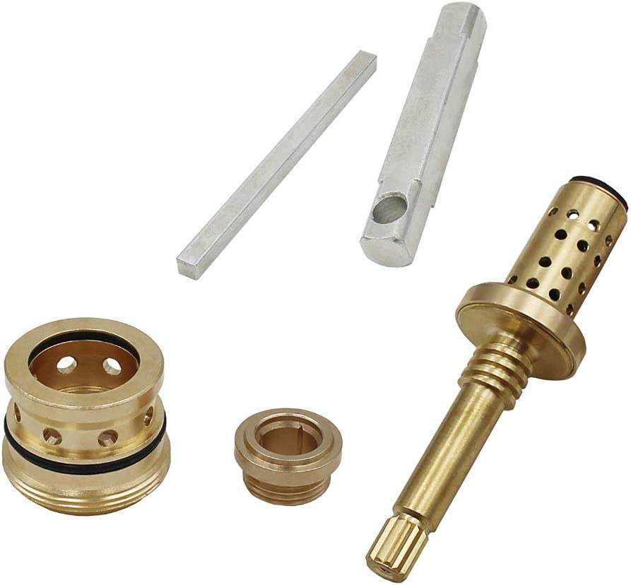 REB Complete Valve Rebuild kit for Symmons Temptrol valve,with Automatic Adjustment and Balance of Hot and Cold Water Pressure