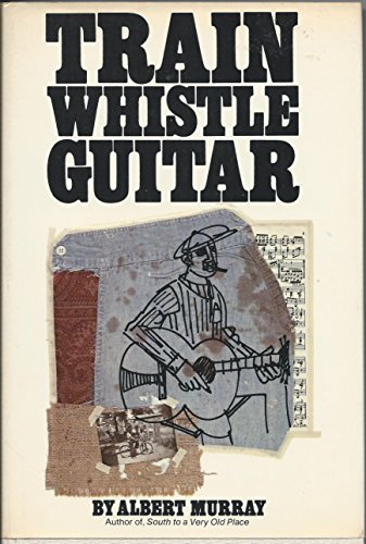 Train Whistle Guitar. INSCRIBED. (Guitar Whistle Train)