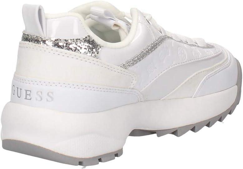 Guess FL8KAE ELE12 Sneakers Women Wit.