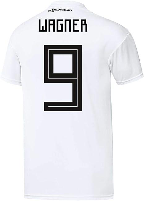 Camiseta de Adidas de la selección alemana de fútbol, primera equipación Mundial 2018, para hombre Hummels Medium: Amazon.es: Deportes y aire libre