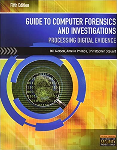 Book Bundle: Guide to Computer Forensics and Investigations (with DVD), 5th + LMS Integrated for LabConnection 2.0, 2 terms (12 months) Access Code