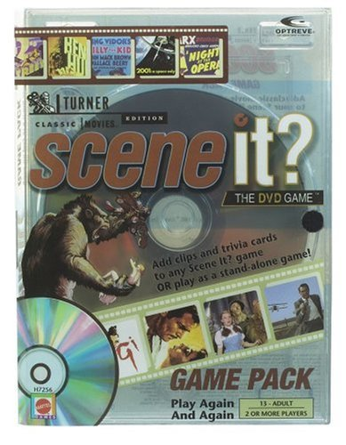 Scene It? Super Game Pack DVD - Turner Classic Movies Edition by ()